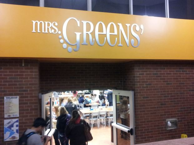 mrs greens jmu